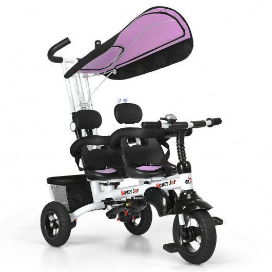 Costway Twins Tricycle