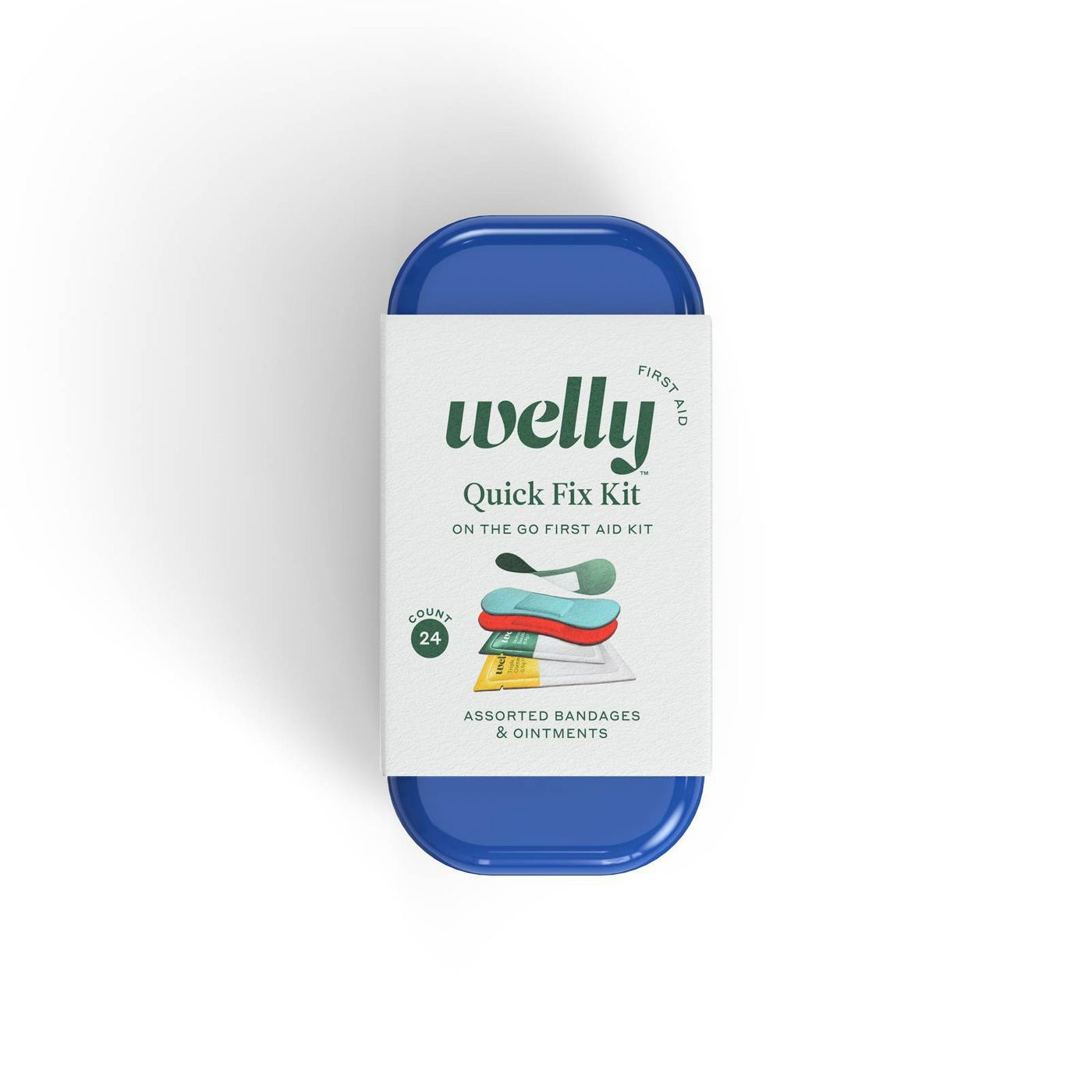 Welly Quick Fix Kit First Aid Travel Kit