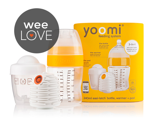 yoomi Bottle Warmer Feeding System