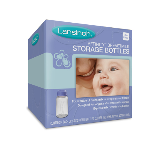 Lansinoh Breast Milk Storage Bottles