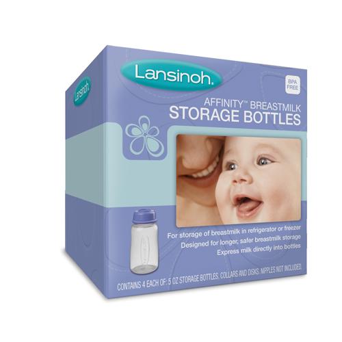 Lansinoh Breast Milk Storage Bottles