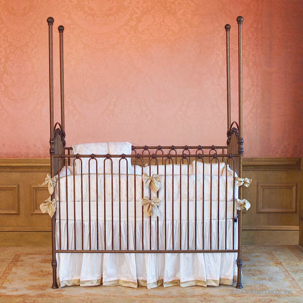 Bratt Decor Venetian Crib