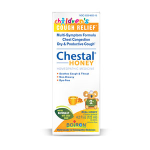 Boiron Children's Chestal for Cough Syrup