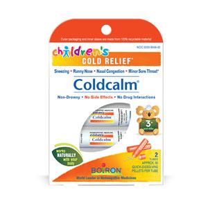Boiron - Coldcalm Pellets Children