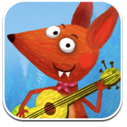 Little Fox Music Box