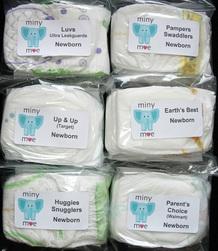 Miny Moe Diaper Samplers