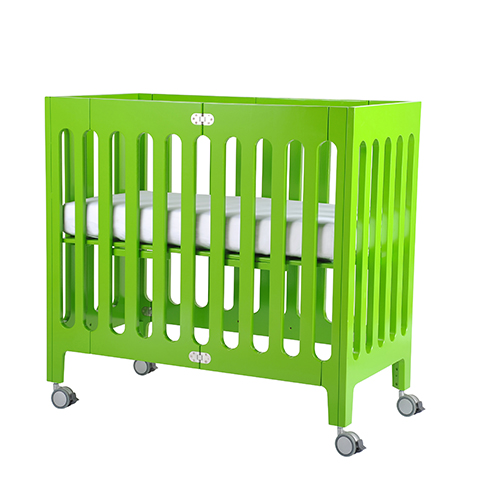 bloom Alma Urban Mini Folding Crib
